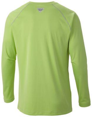 fc08a93e4a2 Men's Cool Catch Tech ZERO Antimicrobial Long Sleeve Shirt.   Columbia