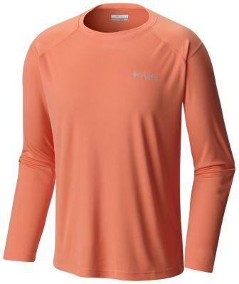 Men's PFG Blood and Guts™ III Long Sleeve Knit Shirt | Tuggl