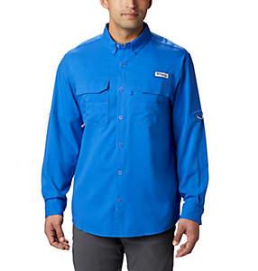 Men's PFG Blood and Guts™ III Long Sleeve Woven Shirt