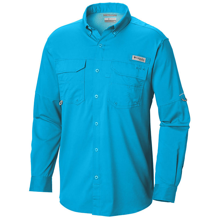 c8fe6cc50ce Riptide Men's PFG Blood and Guts™ III Long Sleeve Woven Shirt - Big, View