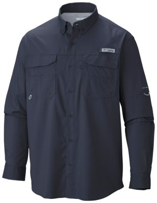 Men's Blood and Guts™ III Long Sleeve Woven Shirt - Tall at Columbia Sportswear in Oshkosh, WI | Tuggl
