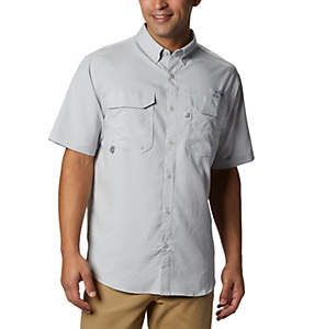 Men's PFG Blood and Guts™ III Short Sleeve Woven Shirt