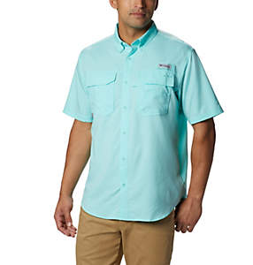 Men's PFG Blood and Guts™ III Short Sleeve Woven Shirt