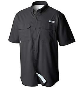 Men's PFG Blood and Guts™ III Short Sleeve Woven Shirt—Big