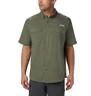 Men's Blood and Guts™ III Short Sleeve - Tall at Columbia Sportswear in Oshkosh, WI | Tuggl