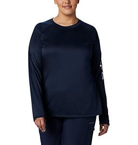 Women's Tidal Tee™ II Long Sleeve - Plus Size
