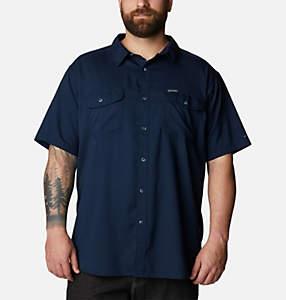 Men's Utilizer™ II Solid Short Sleeve Shirt - Big
