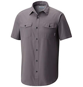 Men's Utilizer™ II Solid Short Sleeve Shirt - Tall