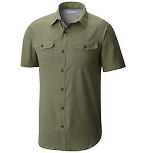 Men's Utilizer™ II Solid Short Sleeve Shirt - Tall