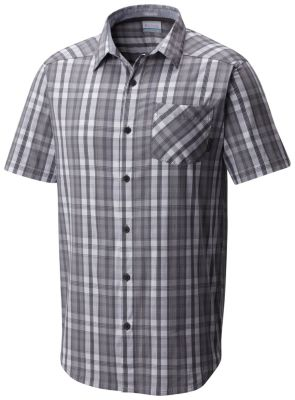Men's Tall Decoy Rock™ II Short Sleeve Shirt - Tall   Tuggl