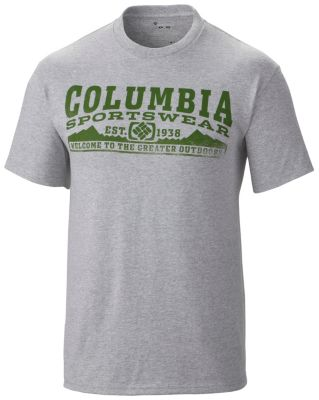 Men's CSC Sportsman™ Short Sleeve Tee - Big