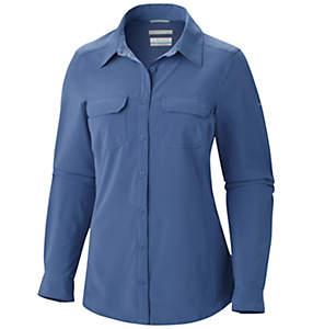 Saturday Trail™ langärmliges Hemd für Damen