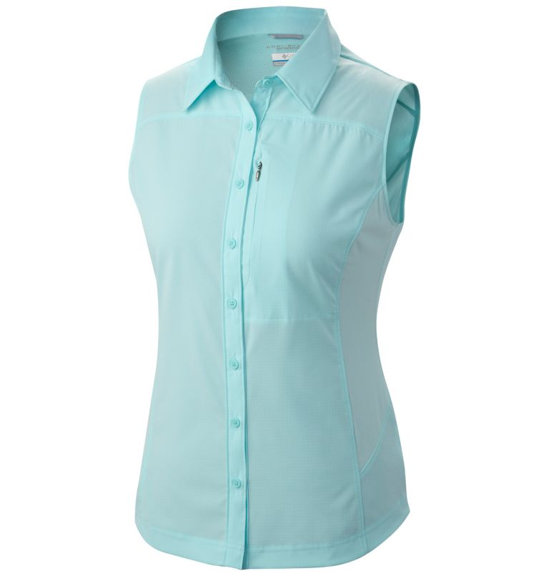 Women's Silver Ridge™ II Sleeveless Shirt Women's Silver Ridge™ II Sleeveless Shirt, front