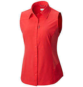 Women's Silver Ridge™ II Sleeveless Shirt - Plus Size