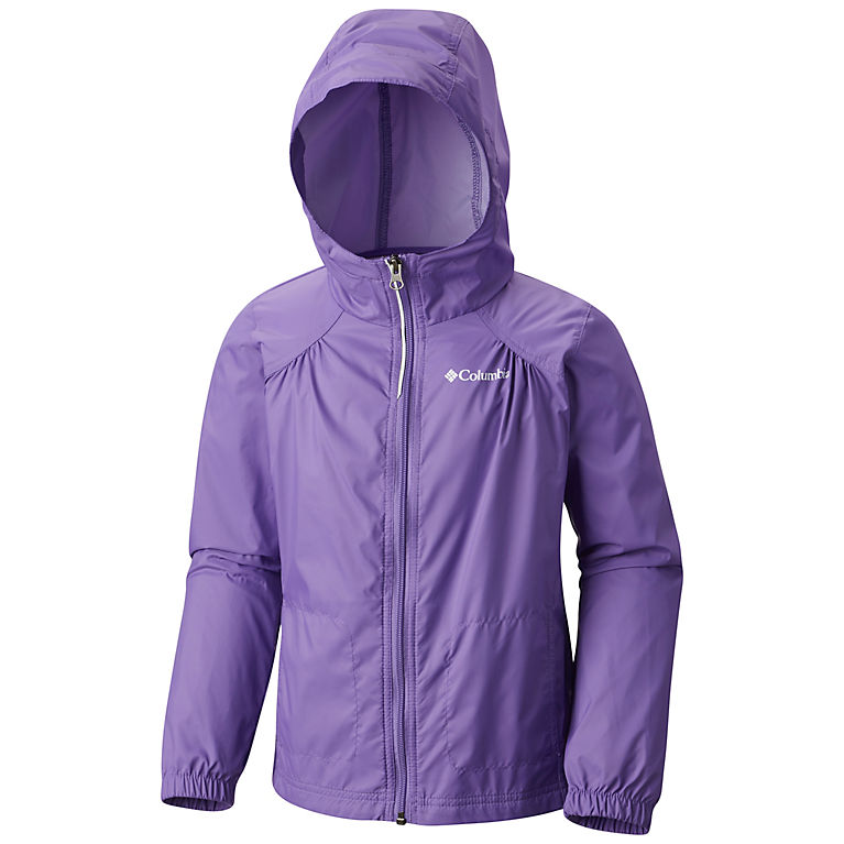 c5934fb31 Grape Gum Girls' Switchback™ Rain Jacket, View 2