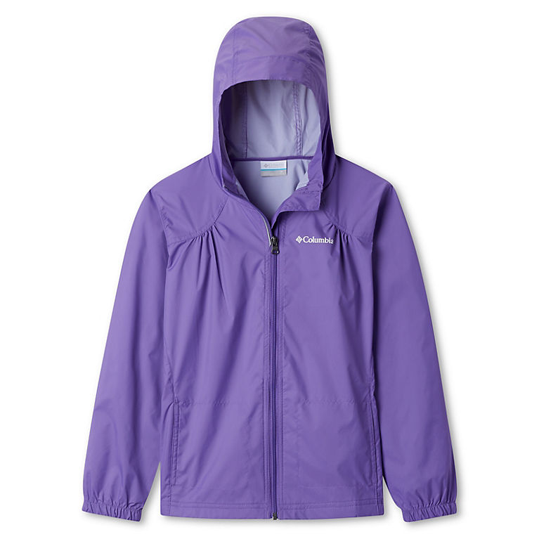 15f221dc8 Grape Gum Girls' Switchback™ Rain Jacket, View 0