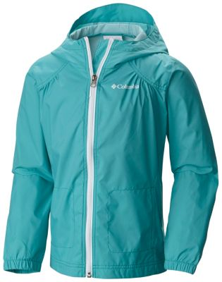 Girls' Toddler Switchback™ Rain Jacket | Tuggl