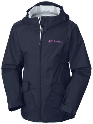 Girl's Trail Trooper™ Rain Jacket