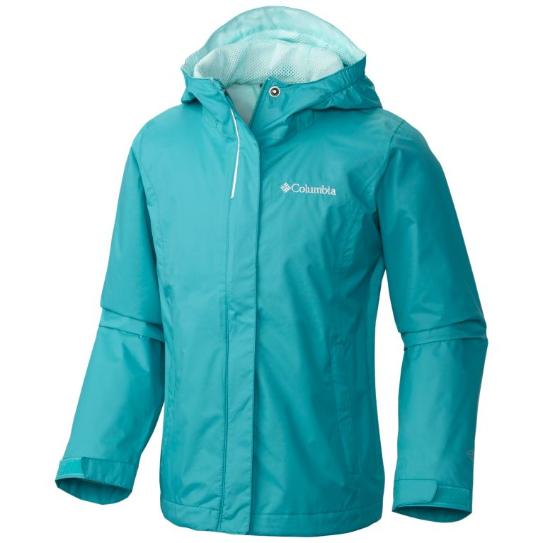 0b84ef965a2 Girls  Arcadia Waterproof-Breathable Jacket