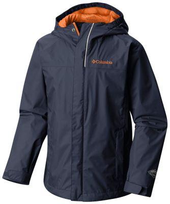 fe5de8f3f218 Boys  Watertight Waterproof Jacket