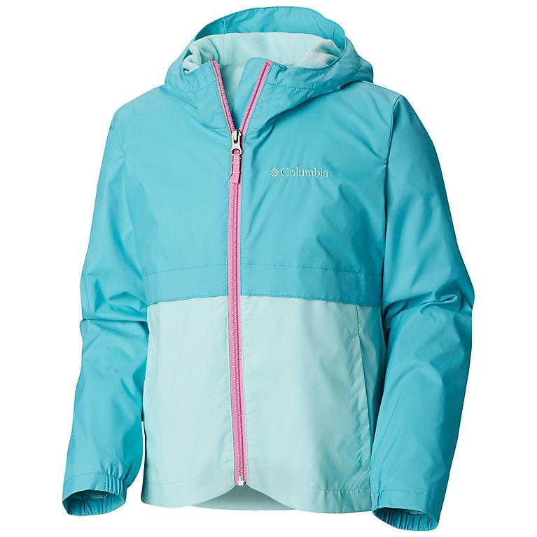 052e0a8e1 Girls  Rain-Zilla Rain-Zilla Water-Resistant Rain Jacket