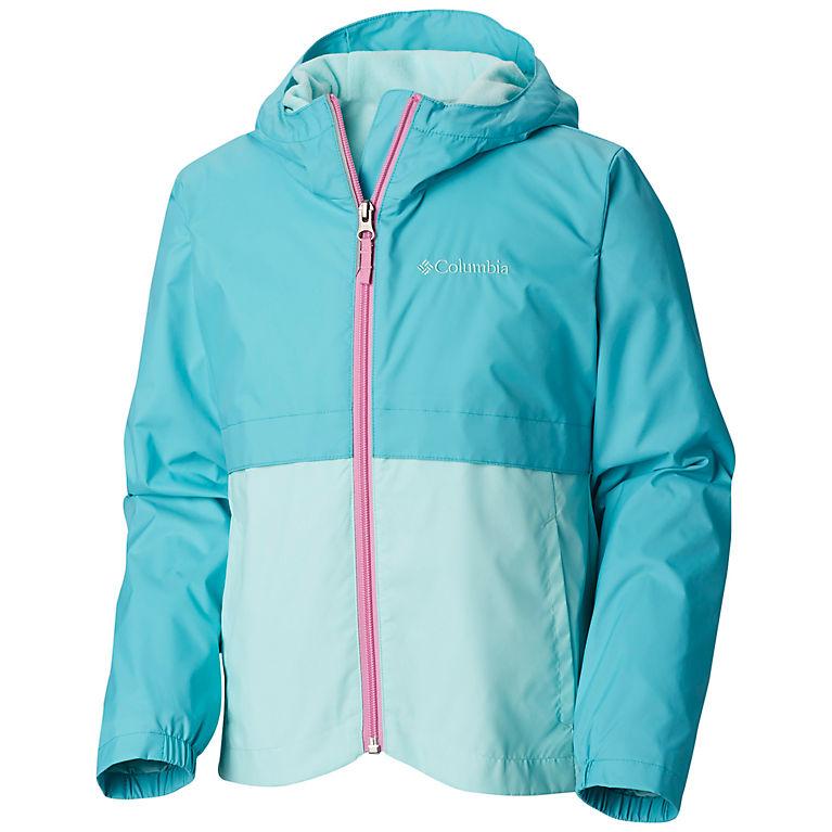 Girls  Toddler Rain-Zilla Water-Resistant Rain Jacket  172f6c319ce2
