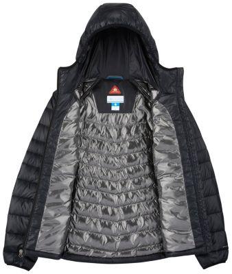 Women's Gold 650 TurboDown™ Hooded Down Jacket