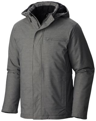 Men's Burdock™ Canvas Insulated Jacket