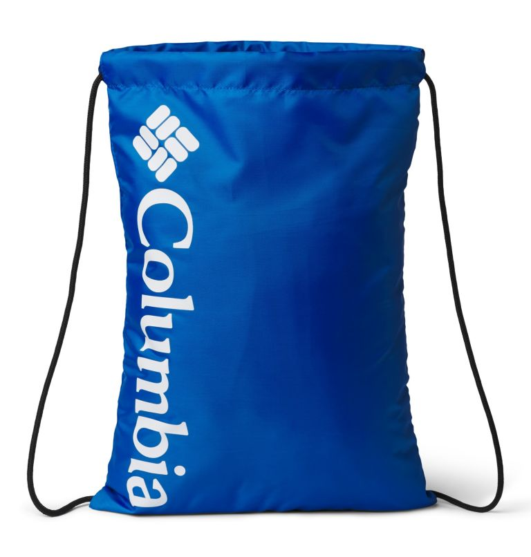 Columbia Drawstring™ Bag | 440 | O/S Sac Columbia Drawstring™ Unisexe, Super Blue, White, front