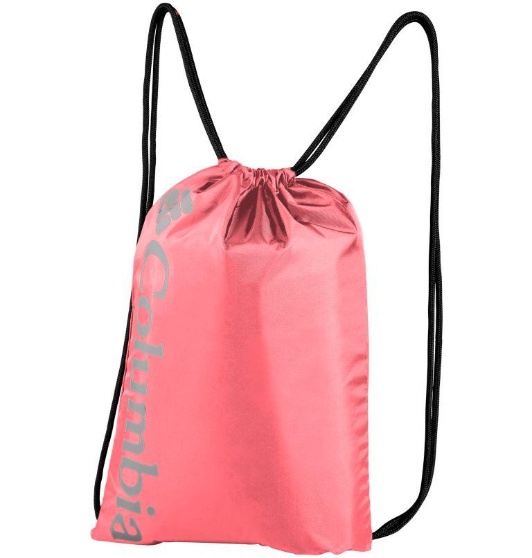 Columbia Drawstring™ Bag | 614 | O/S Sac Columbia Drawstring™ Unisexe, Blush Pink, Columbia Grey, front