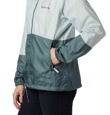 reputable site acc3a be126 Women s Flash Forward Windbreaker Jacket   Columbia.com