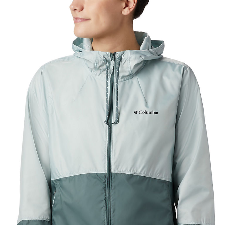 e0c9601bef Cool Green, Pond Women's Flash Forward™ Windbreaker Jacket, View 3