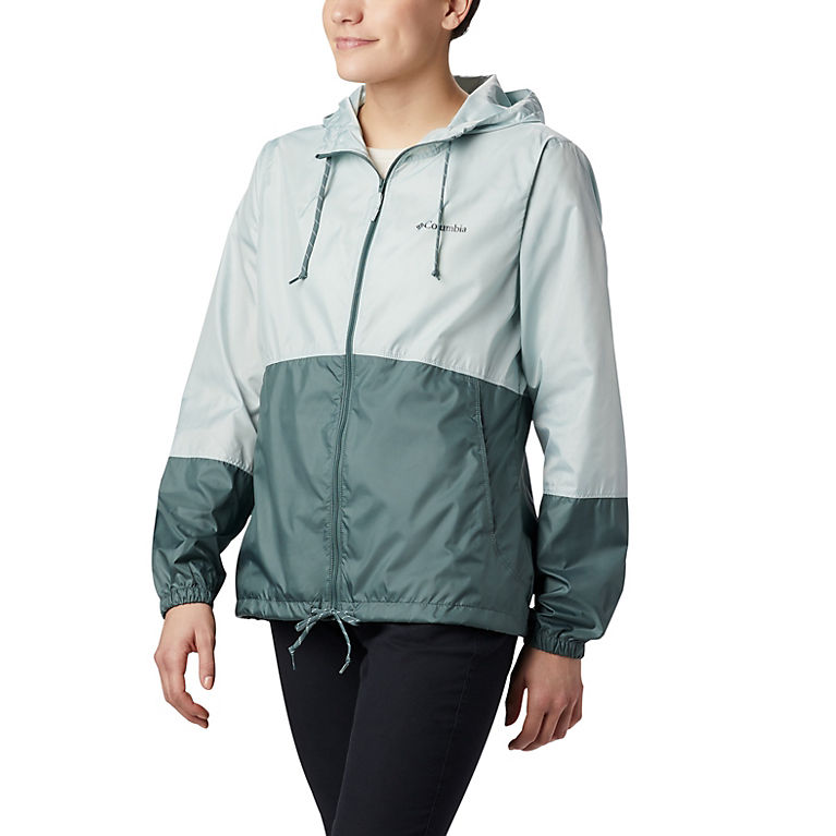 5c3d4b28a2 Cool Green, Pond Women's Flash Forward™ Windbreaker Jacket, View 0