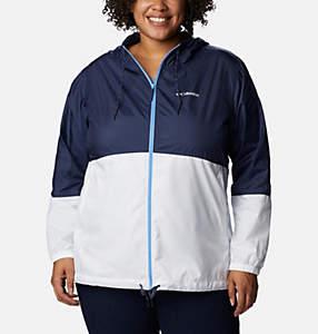 f6cdd6aa269 Women s Flash Forward™ Windbreaker Jacket - Plus Size