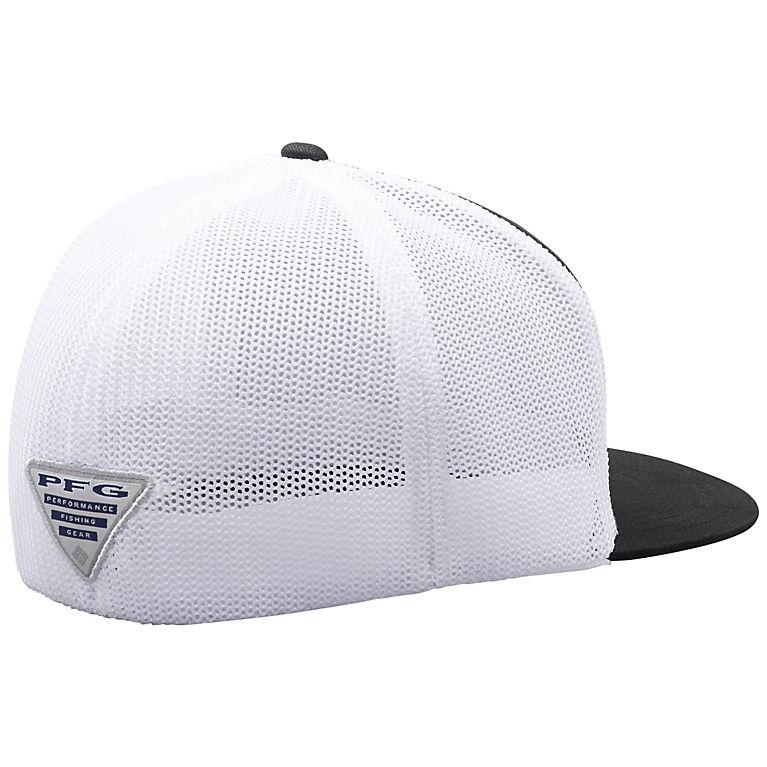 PFG Mesh Flat Brim Ballcap Sun Shading Hat  5296f2c7f67c