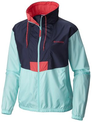 99e3abf7d27 Women s Flashback Water-Resistant Windbreaker