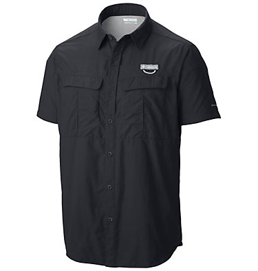 Men's Cascades Explorer™ Short Sleeve Shirt , front