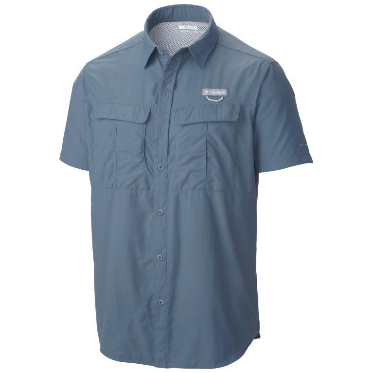 080e295610b0e Men s Cascades Explorer Short Sleeve Sun Shading Shirt