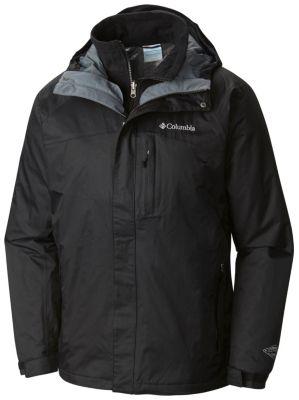 Men S Winter Park Pass Interchange Jacket Columbia Com