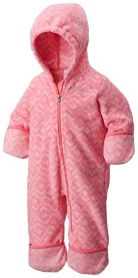 08fe52d53 Infant Fireside Cuddle Fleece Hooded Baby Bunting | Columbia.com