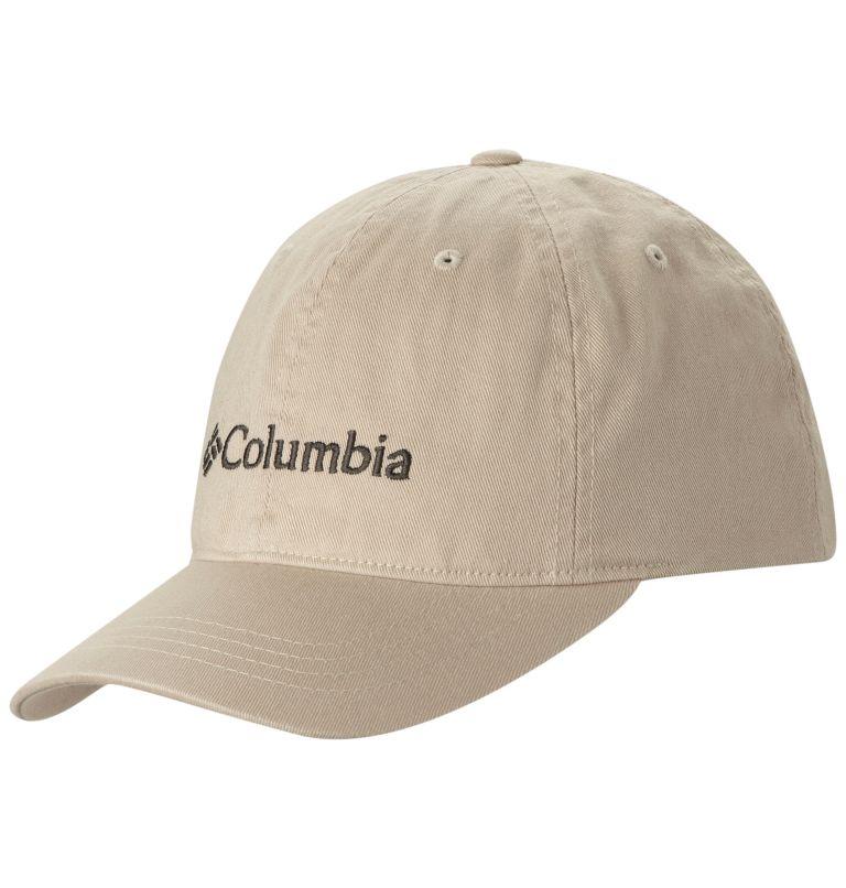 Columbia ROC™ Logo Ballcap | 160 | O/S Columbia ROC™ Logo Ballcap, Fossil, Grill, front
