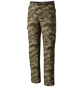 Men's Silver Ridge™ Printed Cargo Pant