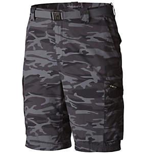 Pantaloncini cargo stampati Silver Ridge™ da uomo
