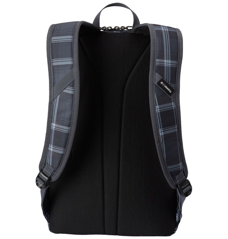Beacon™ Daypack | 014 | O/S Beacon™ Daypack, Black Plaid, Black, back