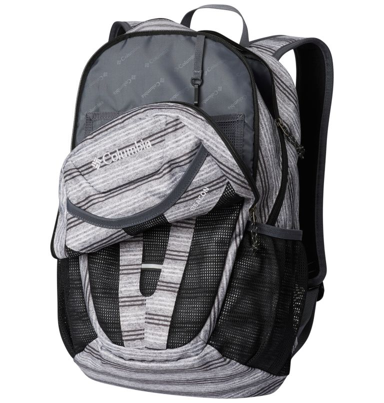 Beacon™ Daypack | 019 | O/S Sac Beacon™ Unisexe, Cool Grey Stripe, a1