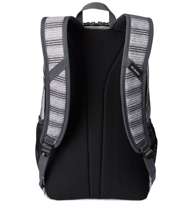 Beacon™ Daypack | 019 | O/S Sac Beacon™ Unisexe, Cool Grey Stripe, back