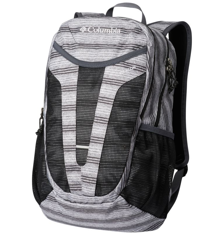 Beacon™ Daypack | 019 | O/S Sac Beacon™ Unisexe, Cool Grey Stripe, front