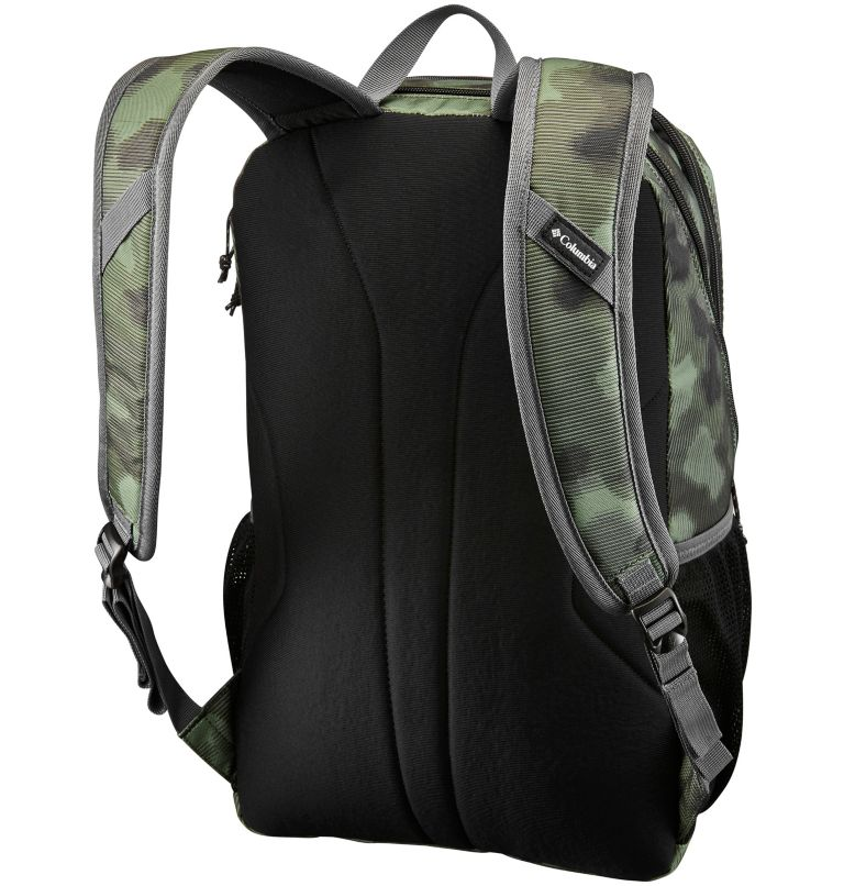 Beacon™ Daypack | 213 | O/S Sac Beacon™ Unisexe, Peatmoss Lined Camo Print, back