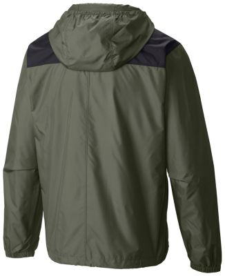 38040610d83 Men s Flashback Water-Repellent Windbreaker