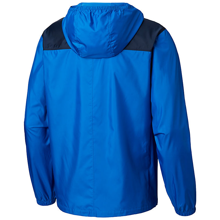 94ec5be5d66 Men s Flashback Water-Resistant Windbreaker - Big